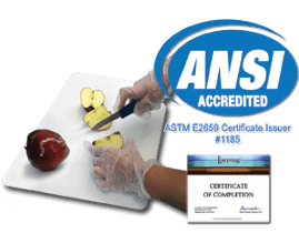 IL Food Handler Course